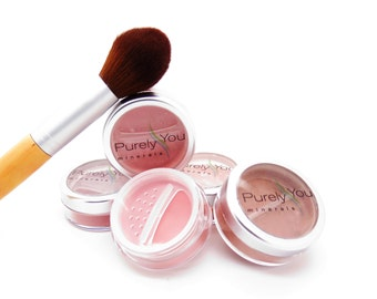 Handcrafted Cheek Colors (Pressed or Loose powder)