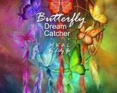 Butterfly Dream Catcher MKAL Kit