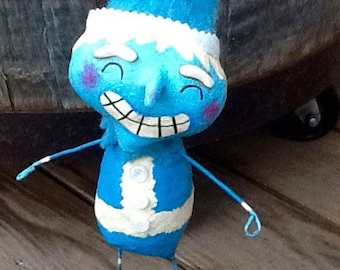 Mr. Jack Frost