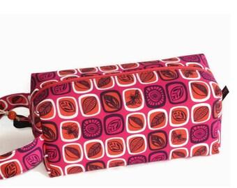 Boxy Bag Knitting Project Bag - Beyond the Backyard