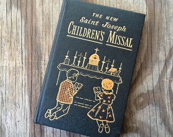 Saint Joseph's Children's Missal - 1959