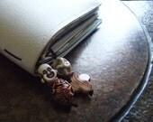 Keep Laughing Traveler's Notebook Bookmark