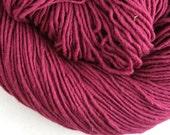 Rifton Mono 350yds/320m ~4oz/114g USA wool Amaranth (coordinates with Summer)