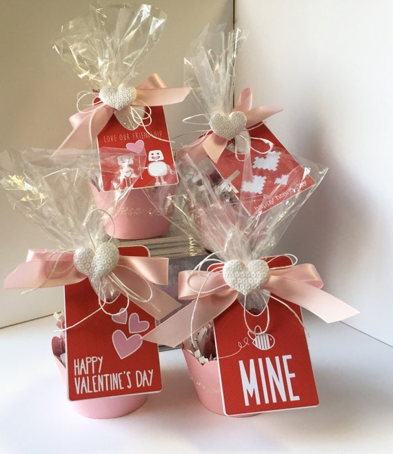 Items Similar To Valentine Treats For School
