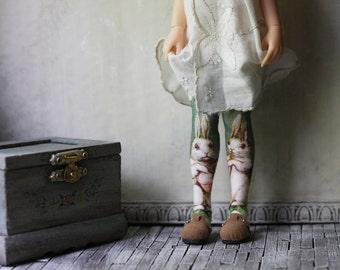 Band Bunnies Blythe Doll Stockings