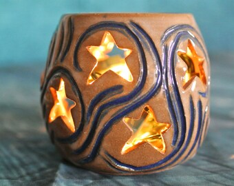 Starry Night Luminary