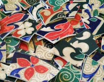 Mosaic Tiles-Pasha Palace -47 pieces
