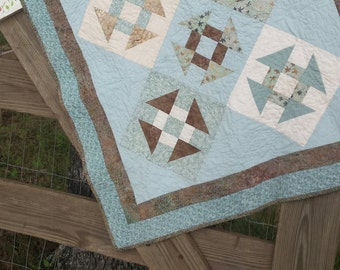 Summer by the Sea Baby Quilt