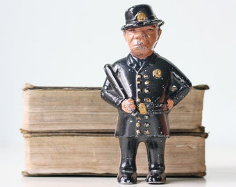 Vintage Police Bank, Mulligan Policeman