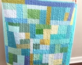 Little Pond Baby Quilt and Playmat