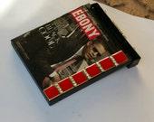 Obama/Ebony Cover Cigarette Case