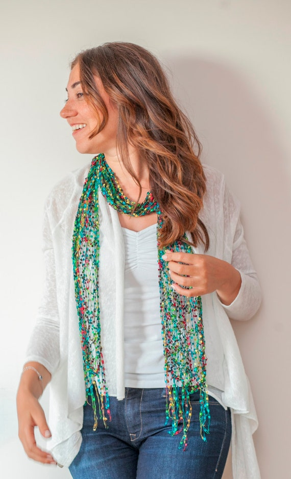 Vibrant Colors Scarf