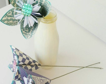 Kusudama  flower custom  made  to  order