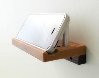 Phone Stand, Wall Mount, for iPhone 6+, iPhone 5 and More.