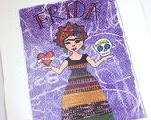 Frida Balance Print 8x10...