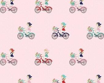 25% OFF Tasha Noel Vintage Market Bike Ride Pink