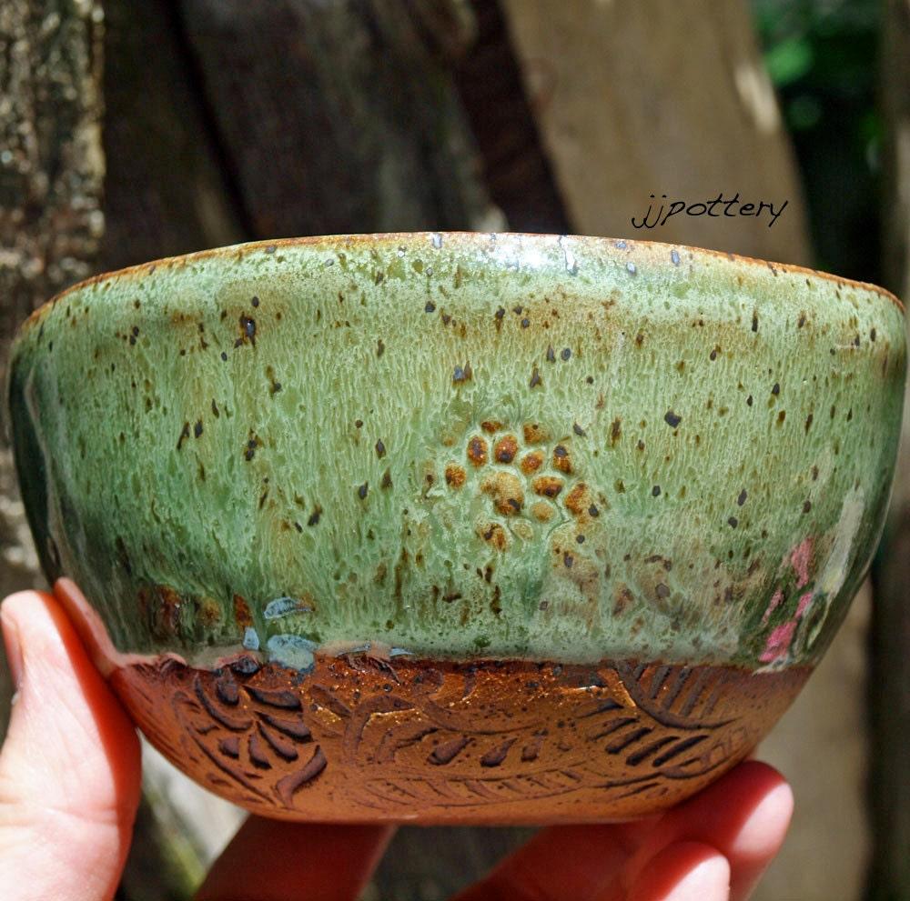Ceramic Bowls Handmade Stoneware Pottery Bowls Dinnerware