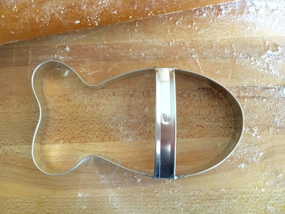Large Fish Cookie Cutter 5 Inch With Custom Handle By West Tinworks