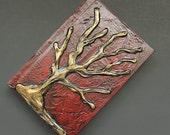 Gold Tree Sketchbook Journal