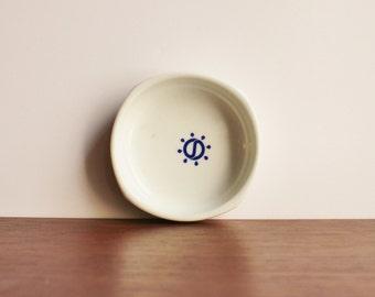 Vintage white porcelain dish, Rosenthal Germany