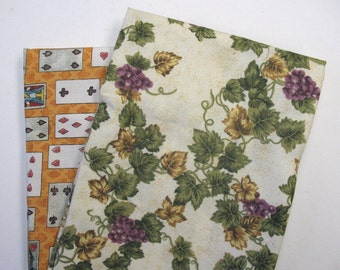 Cranston Assorted Patterns Cotton Quilting Fabric Remnant Pack
