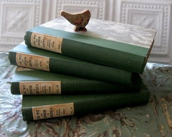Vintage Wit and Humor of America, 4 Volumes, 1911 Edition, Funny Stories and Quotes