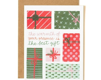 Holiday Presents Boxed Set of 8