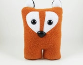 Fox Nubbin - Rust Orange - Made To Order