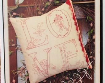 Love Stitchery Pattern