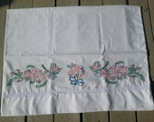 Sew Pretty Pillowcases - Spring Flowers - Set of 2
