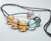 Contemporary Jewelry // Murano Glass Jewelry // Contemporary Necklace // Hand Blown Glass