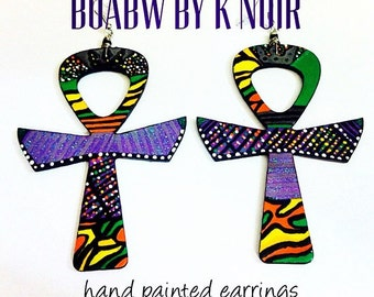 Life is Colorful Earrings