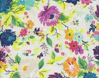 ADORNit Gigi Blooms Botanical - Half Yard