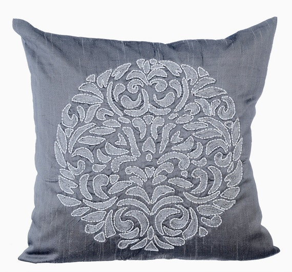 grey couch cushion covers 16 x 16 pillow covers silk. Black Bedroom Furniture Sets. Home Design Ideas