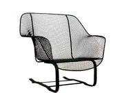 Woodard Sculptura Bouncer Lounge Chair Mid Century Modern Patio