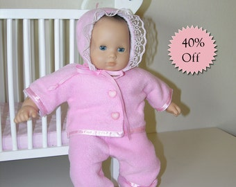 Bitty Baby playtime outfit - Its A Girl **Sale**