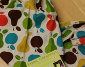 The *Happy Andi* Hanging Grocery Bag Holders, Storage- Apples and Pears- RTS