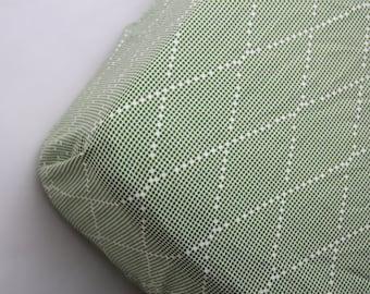 Green Woodland Crib Sheet - Ready to Ship