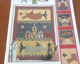 The Great Quiltsy Destash/ Gathering of Angels Book