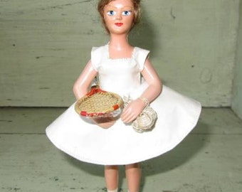 Anyone For Tennis - Vintage 1950's/60's Doll - Possibly Peggy Nisbet - British