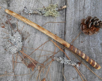 Vine wood magic wand, FREE US Shipping, witchcraft, joy spells