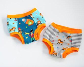 SALE - SIZE SMALL - Undies for Boys - Surprise Pair