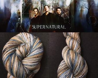 Winchester Boys -- Sock Yarn// 462 yds