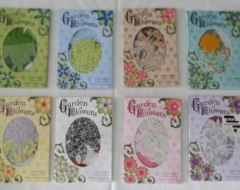 Scrapbook Quilters Lot Garden Of Flowers