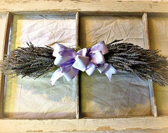 Dried Lavender Swag -Perfect for Weddings!