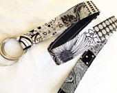 Women's belt, The Everything  Belt, size M/L, READY TO SHIP