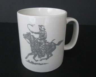 Rodeo Cowboy Mug