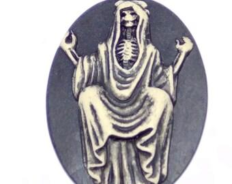 Needle minder- Cross stitch - Tapestry - Day of the Dead - Sugar Skull - Dia de los muertos Pattern Holder