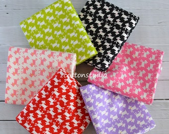 Special Kawaii Japanese Goat Fabric Sample Set