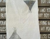 TeePee - Organic Tea Towel